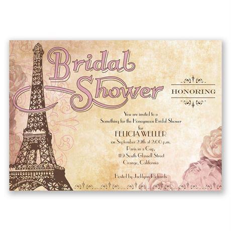 3b8b80ff88a Bridal Shower Invites - Bathroom Design Ideas Gallery Image and ...