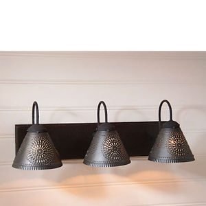 Brushed Bronze Bathroom Lighting