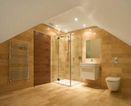 Ceiling Mounted Bathroom Lighting