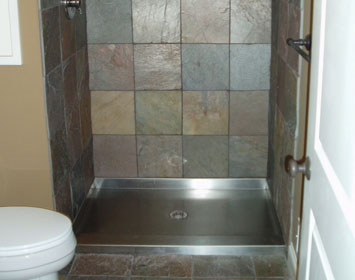 Custom Shower Pans Bathroom Design Ideas Gallery Image And Wallpaper