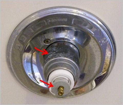 Delta Monitor Shower Faucet