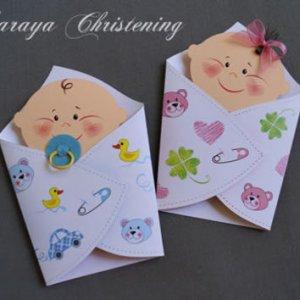 Diaper Baby Shower Invitations