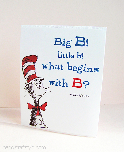 Dr Seuss Baby Shower Invitations