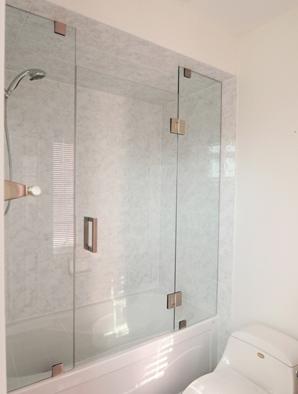 Frameless Shower Doors Bathroom Design Ideas Gallery
