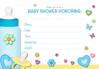 f77f496049e4 Free Printable Baby Shower Invitations For Boys - Bathroom Design ...