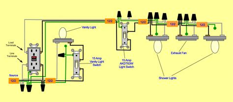 Fresh Bathroom Exhaust Fan Replacement Parts Layout - Home ...