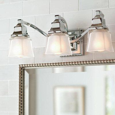 Incredible Brushed Nickel Bathroom Fixtures Portrait