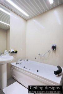 Latest Bathroom Ceiling Paint Design
