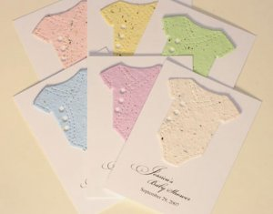 Make Your Own Baby Shower Invitations