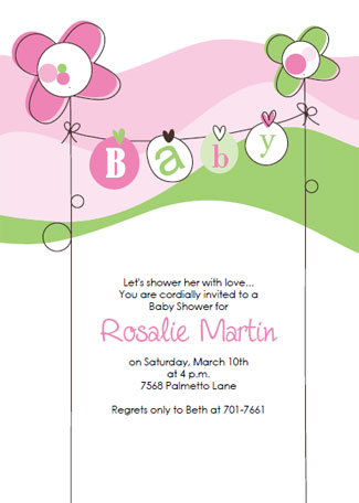 Online Baby Shower Invitations Bathroom Design Ideas Gallery Image