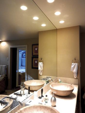 Over Mirror Bathroom Lighting