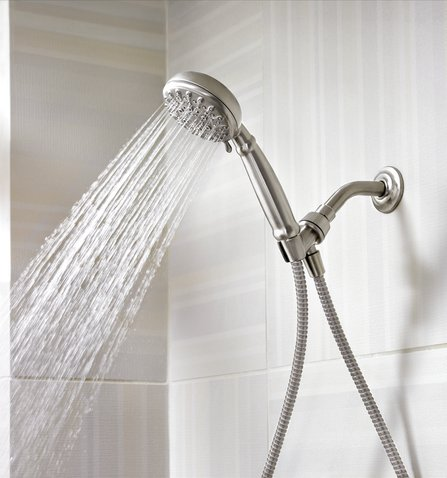Removable Shower Head Home Sweet Home Modern Livingroom