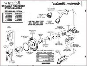 Shower Faucet Parts