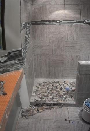 Shower Pan Kit