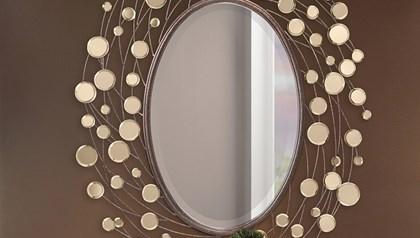 Stylish Decorative Bathroom Mirrors Décor