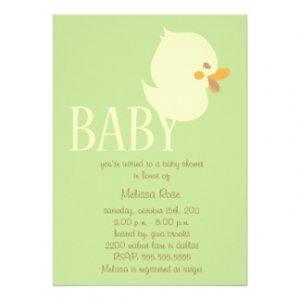 Target Baby Shower Invitations