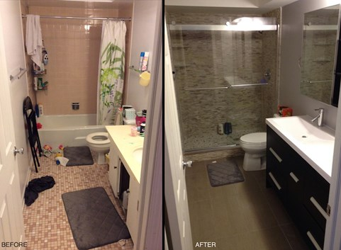 Design Bathroom Remodel
