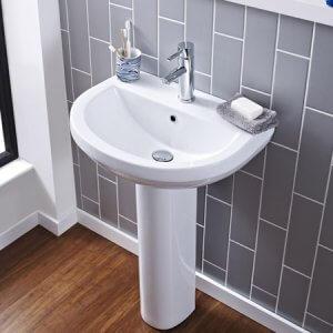 How To Clean A Bathroom Tiles