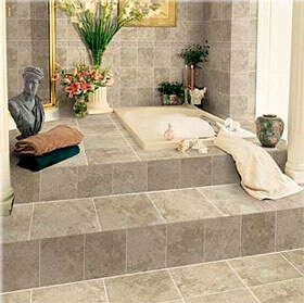 How To Clean Tiles In The Bathroom