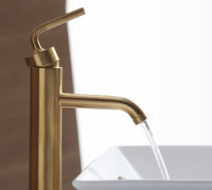 Kohler Brass Bathroom Faucets