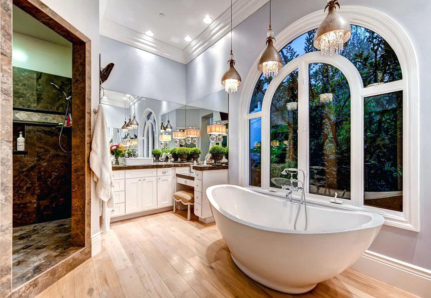 Trend International Bathroom Design Ideas