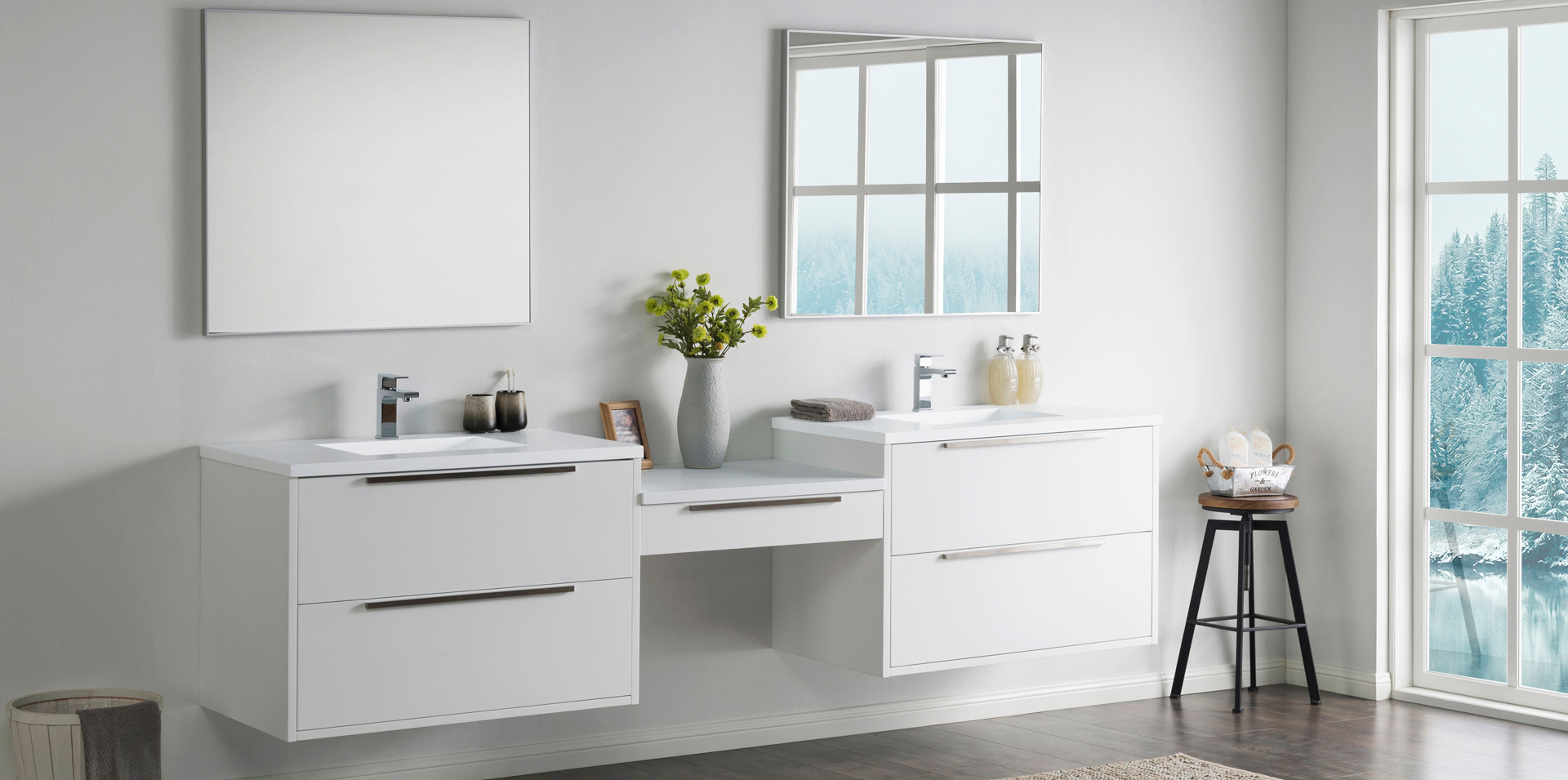 Wholesale Bathroom Vanities- Get Cheap And Hassle Free Options