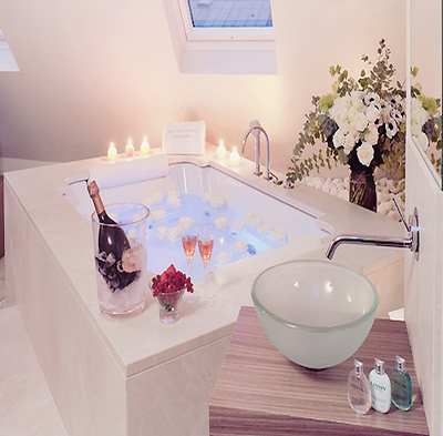 Bathtub Romantic Ideas - Home Sweet Home   Modern Livingroom