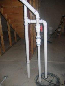 Plumbing Basement Bathroom Rough In - Home Sweet Home ...