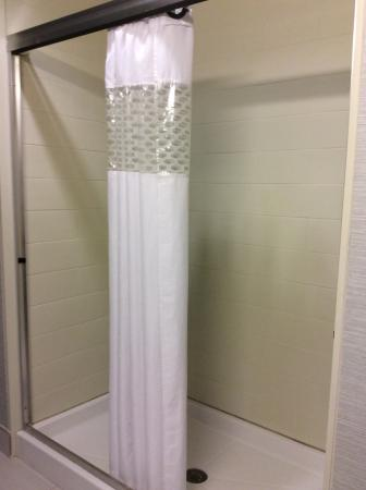 Removing Shower Doors Replace With Curtain