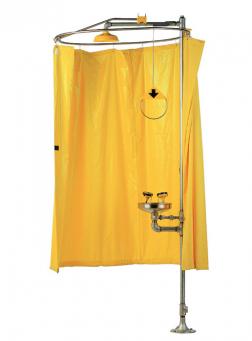 Safety Shower Curtain