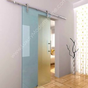 Shower Curtain Or Glass Door