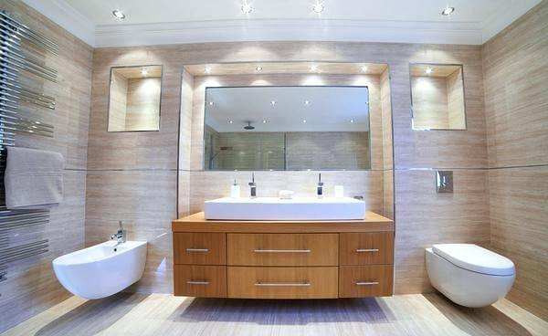 Best Bathroom Lighting Zones