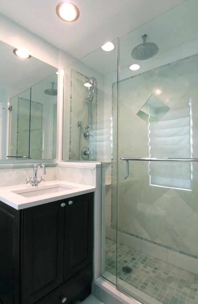 8x8 bathroom layout with shower only ideas