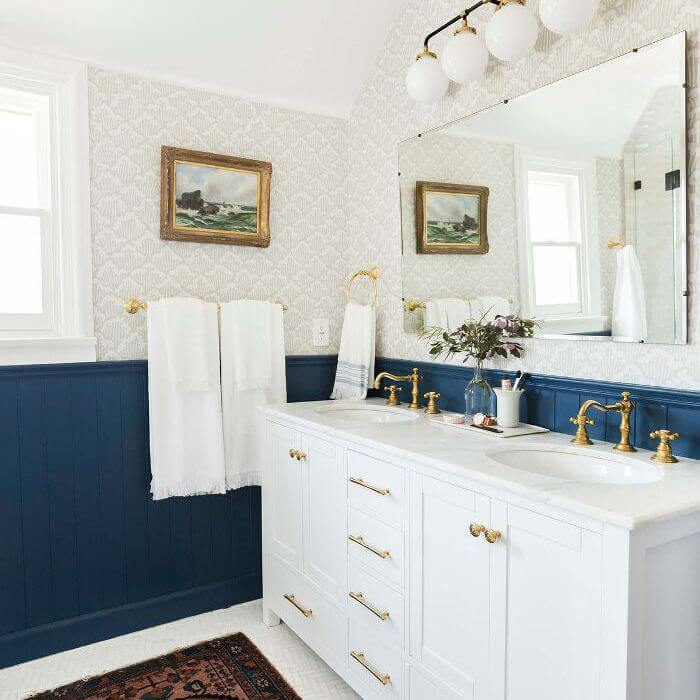 Bathroom Color Ideas That Stand Out And Gorgeous