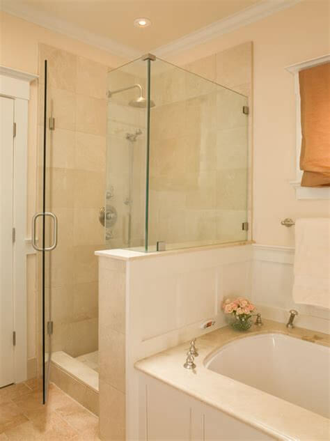 Best 8x8 bathroom layout with shower only