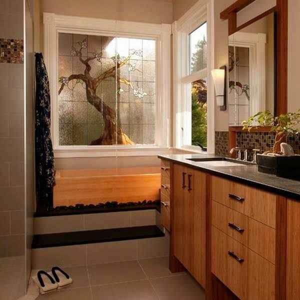 Best Japanese Bathroom Decor Decoration