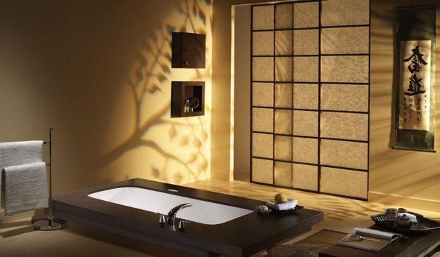 Cool Japanese Bathroom Decor Image
