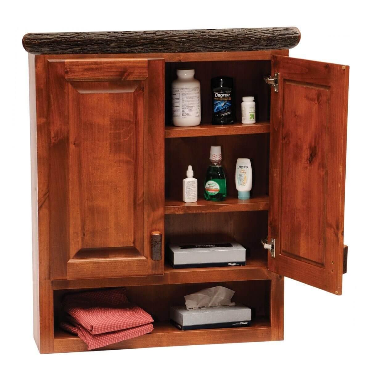 Oak bathroom vanity cabinets