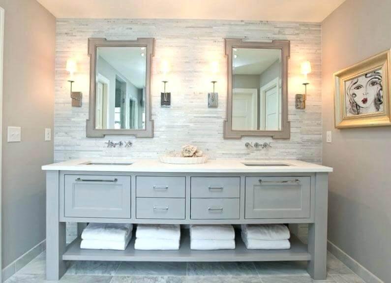 Painting oak bathroom cabinets