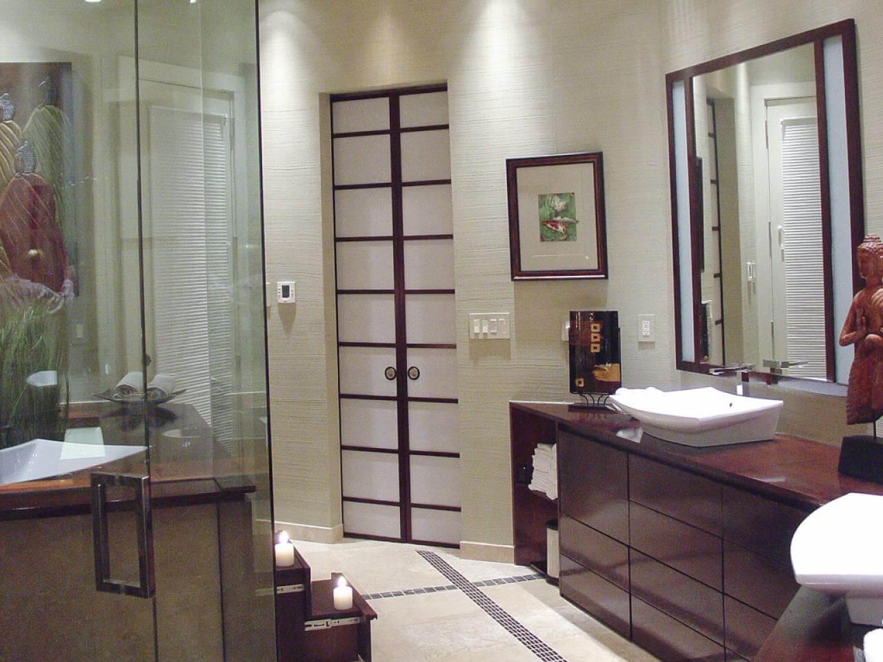 Top Japanese Bathroom Decor Picture