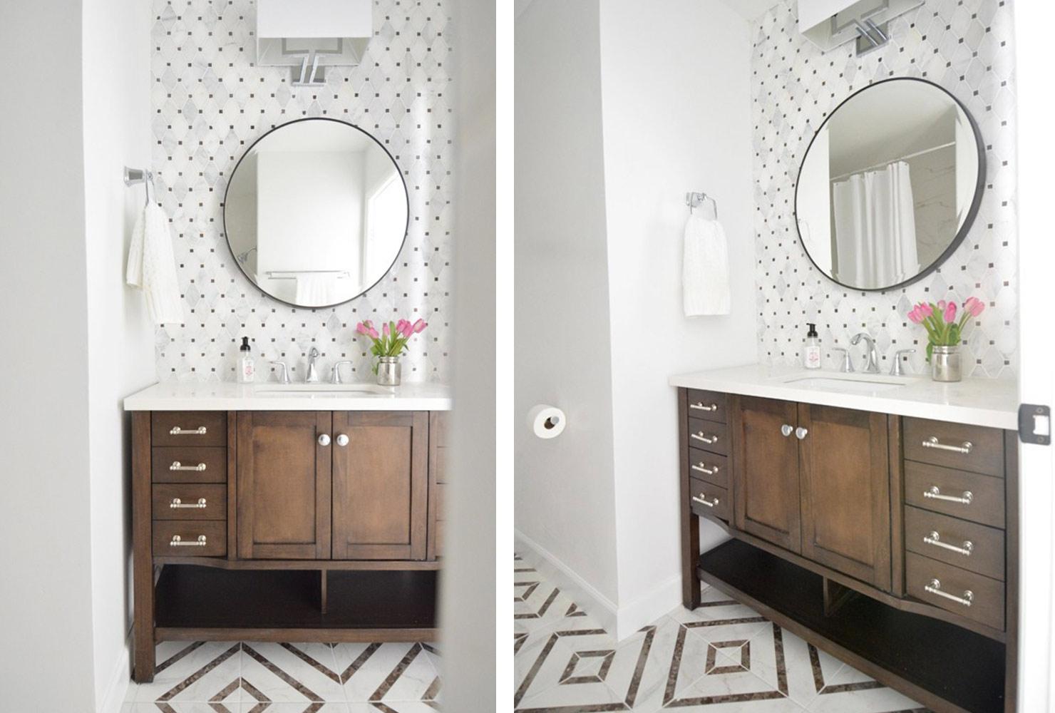 Any bathroom is a mirror (Shutterly)
