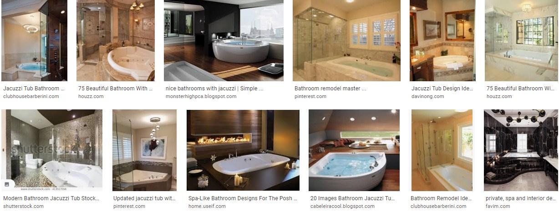 Modern bathrooms really benefit